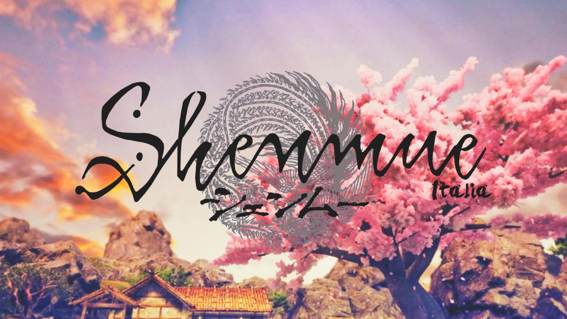 Benvenuti su ShenmueItalia!
