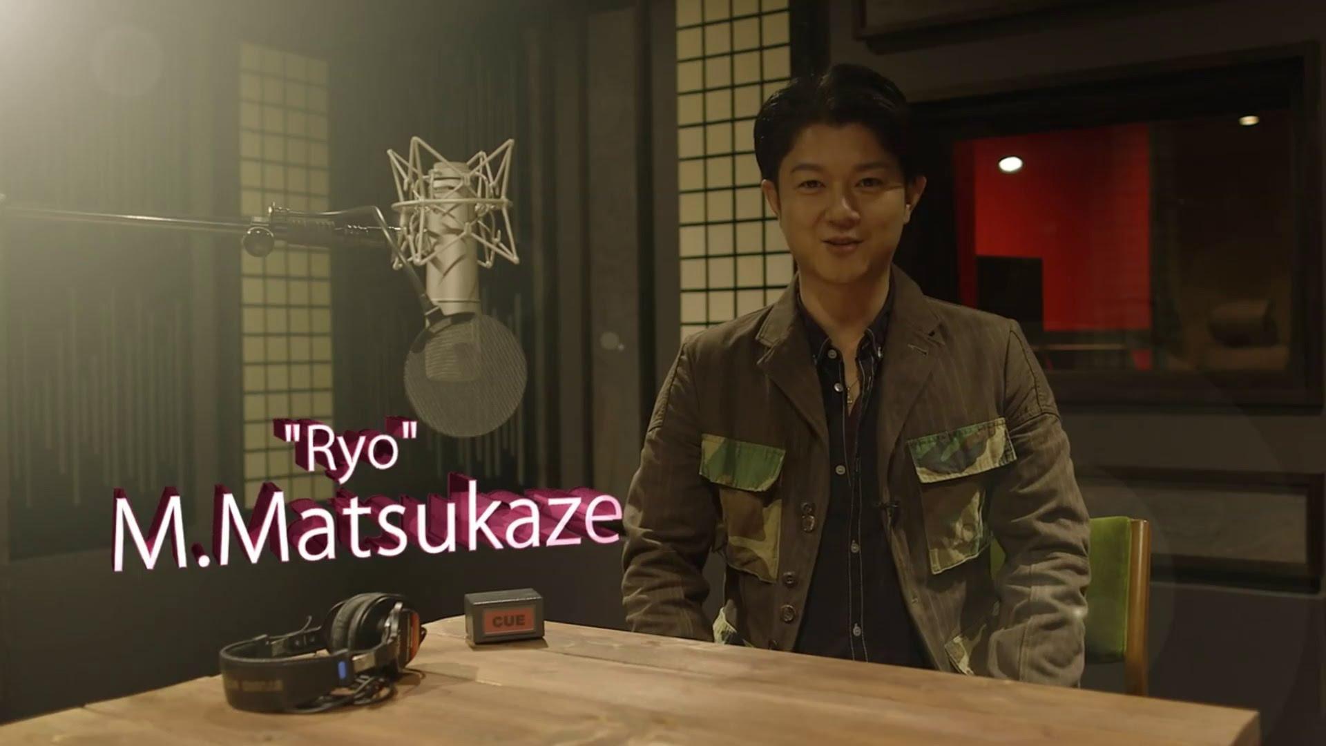 Masaya Matsukaze pronto a riprendere il ruolo di Ryo Hazuki