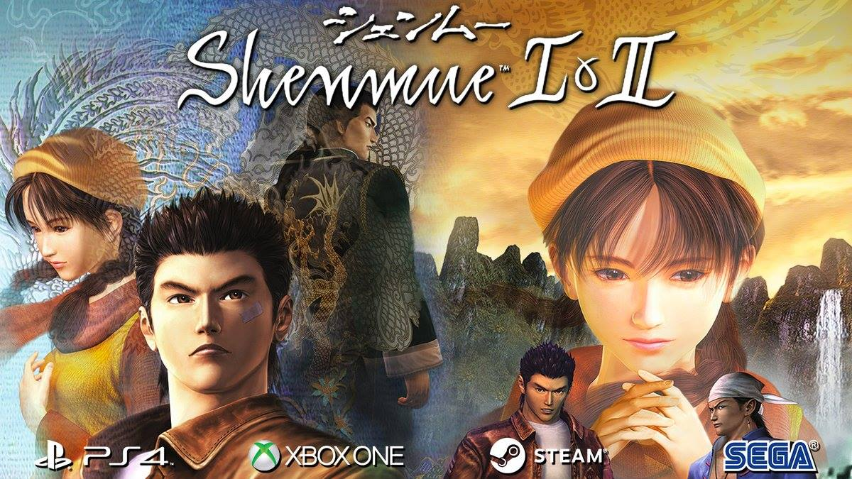Tutto ciò che sappiamo su Shenmue 1&2 HD