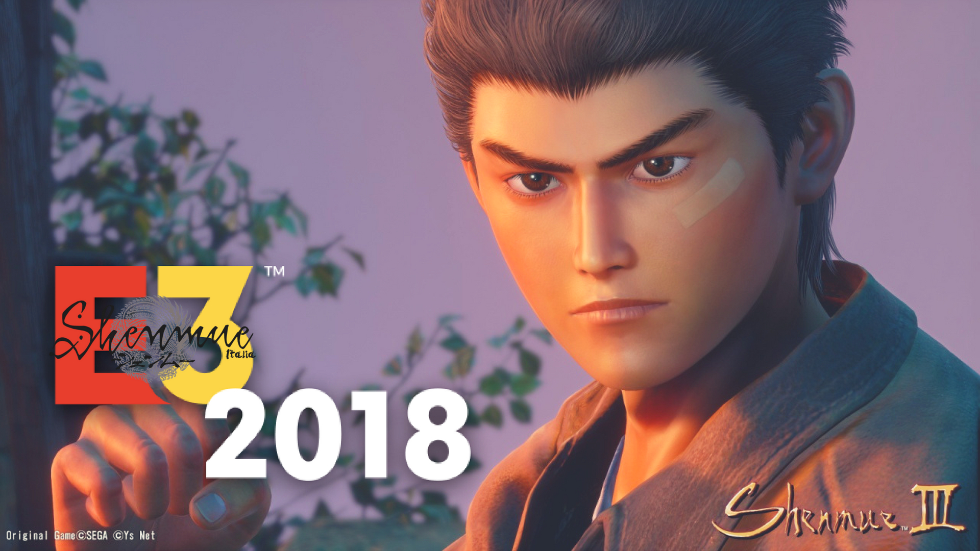 E3 – Shenmue 3 Coverage