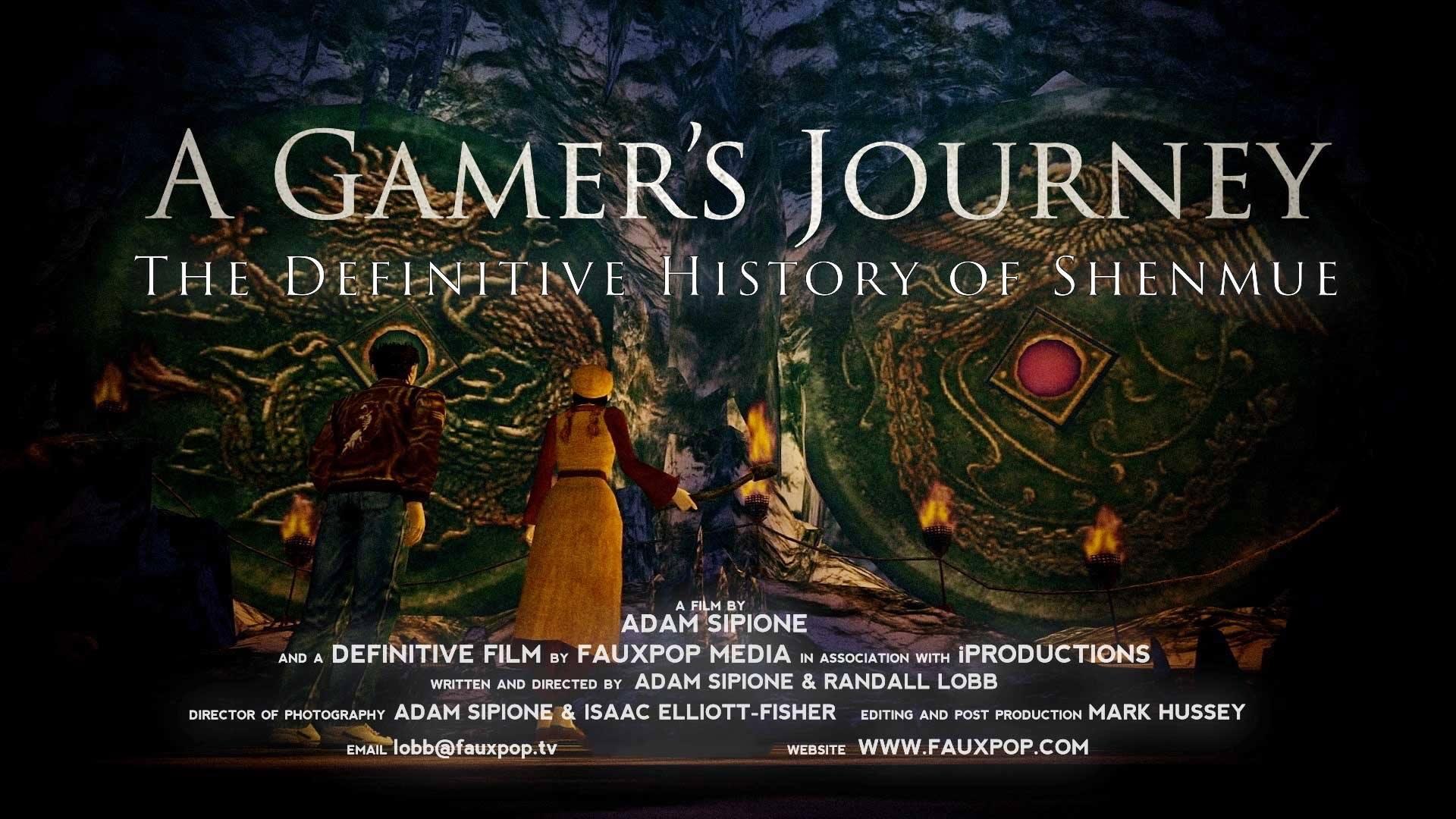 A Gamer's Journey: La storia definitiva di Shenmue