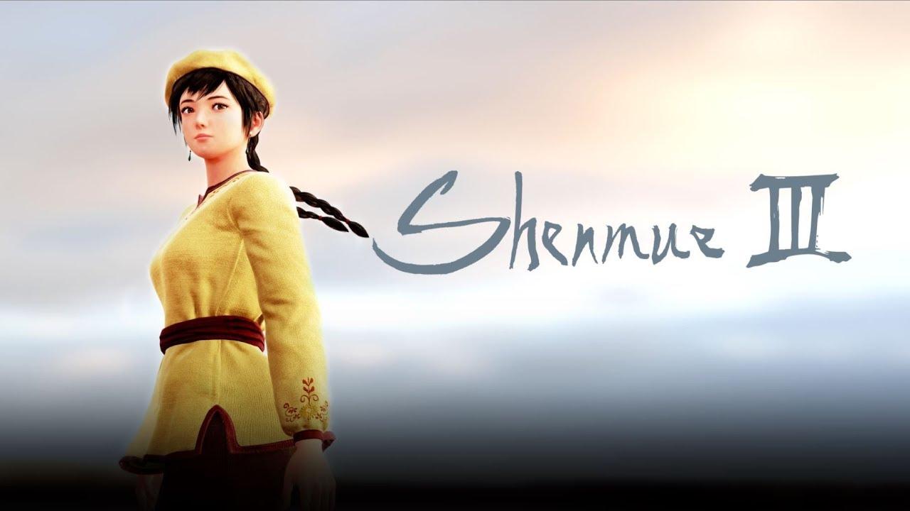 Shenmue 3 – Nuovo video e data di uscita!