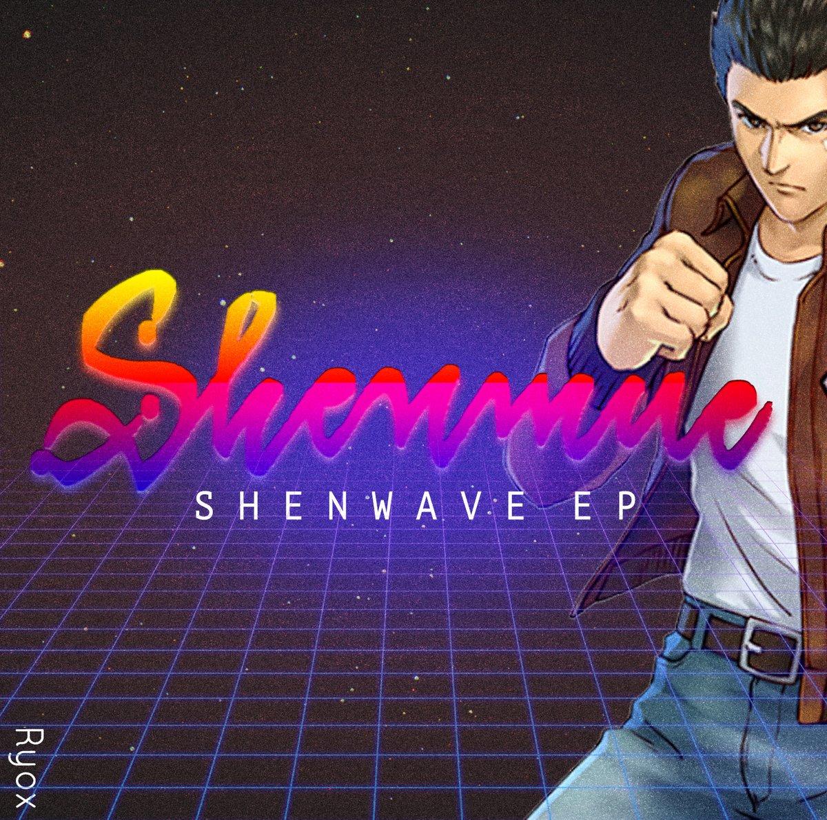ShenWave 1&2 – Colonna sonora 80's Style per il capolavoro di Suzuki