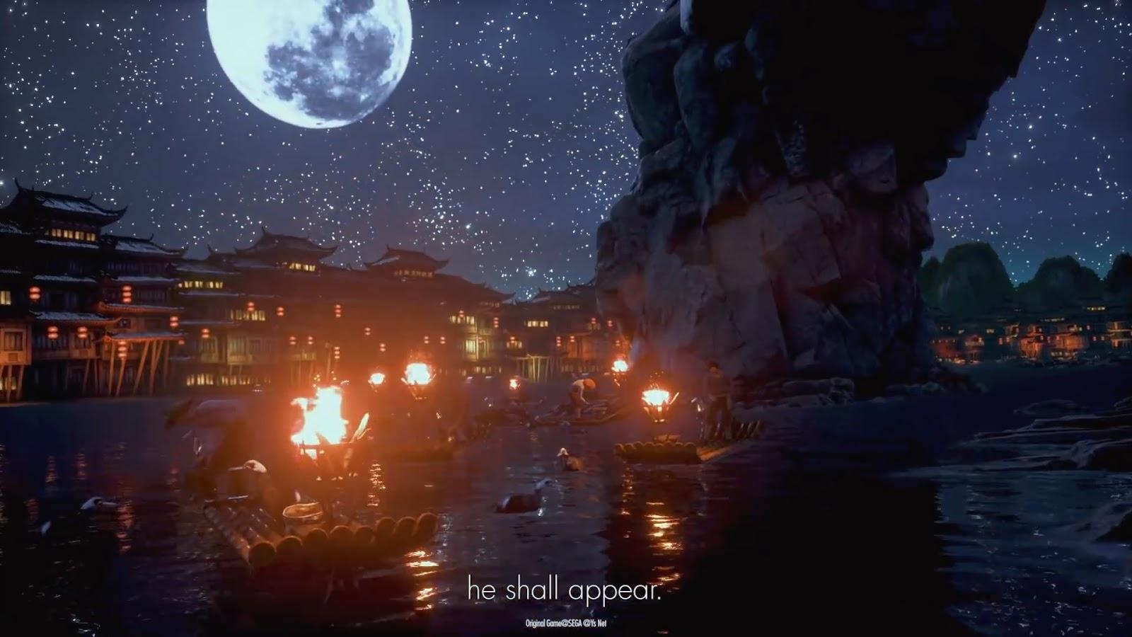 Shenmue 3 Prophecy Trailer – Panda Heaven