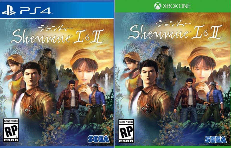 Nuova Patch per Shenmue 1&2 su Playstation 4 ed Xbox One