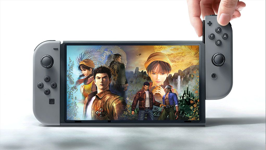 Shenmue 1&2 su Nintendo Switch?