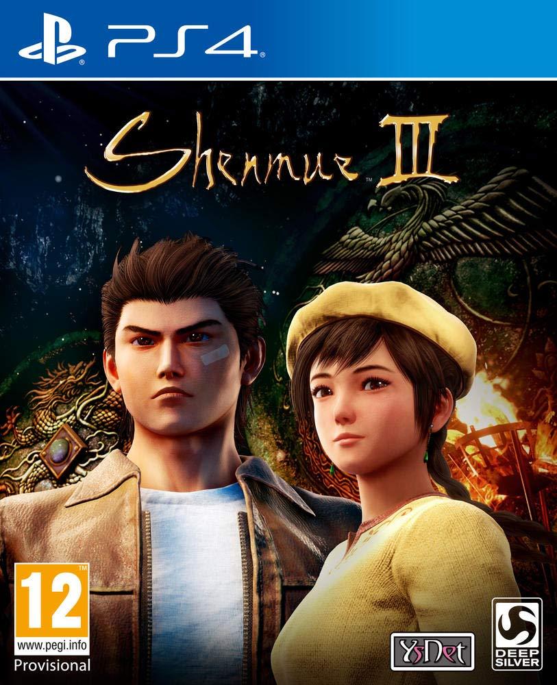 Rivelata la copertina di Shenmue 3?