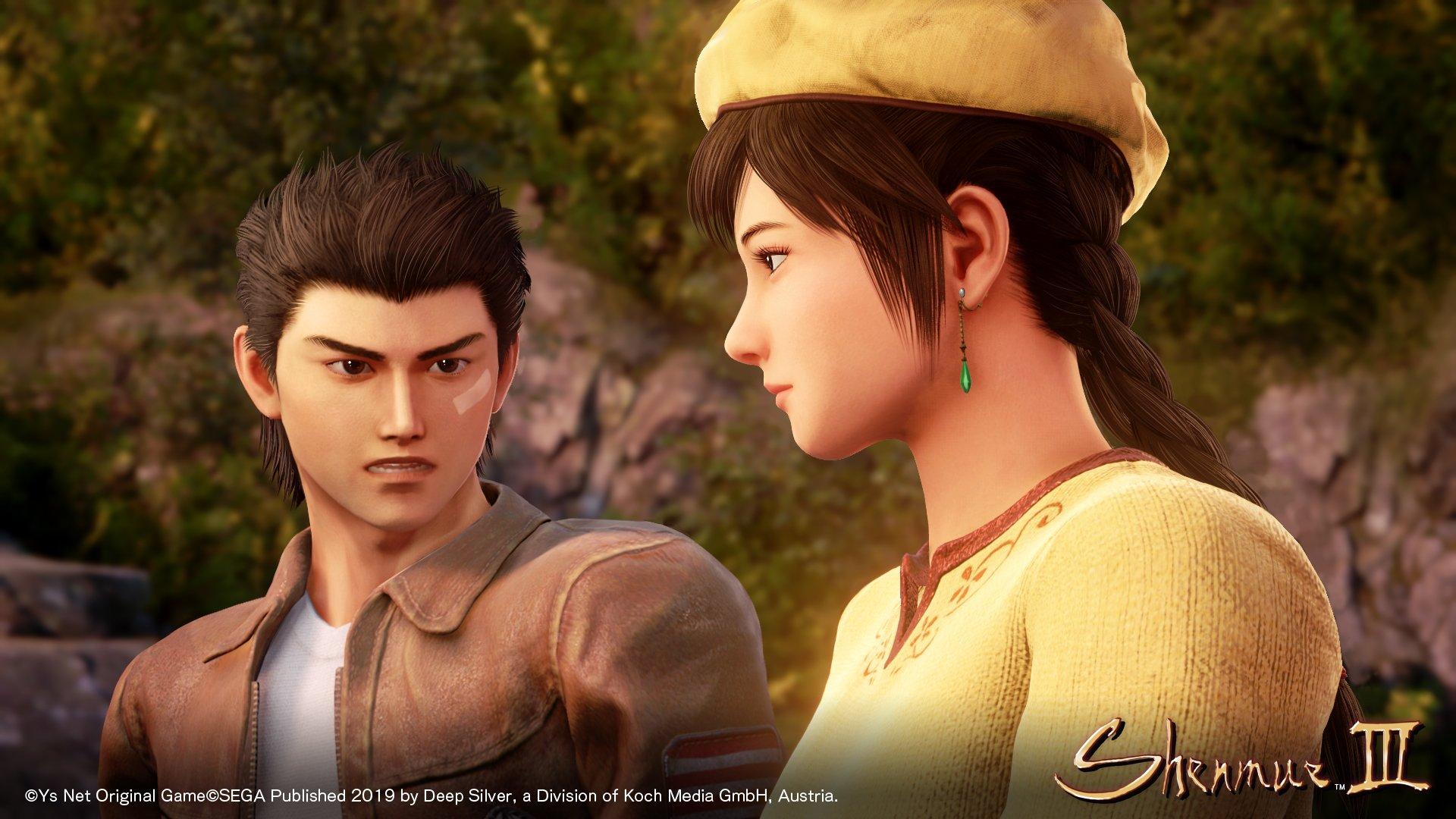 Shenmue 3 sarà giocabile per la stampa durante l'E3