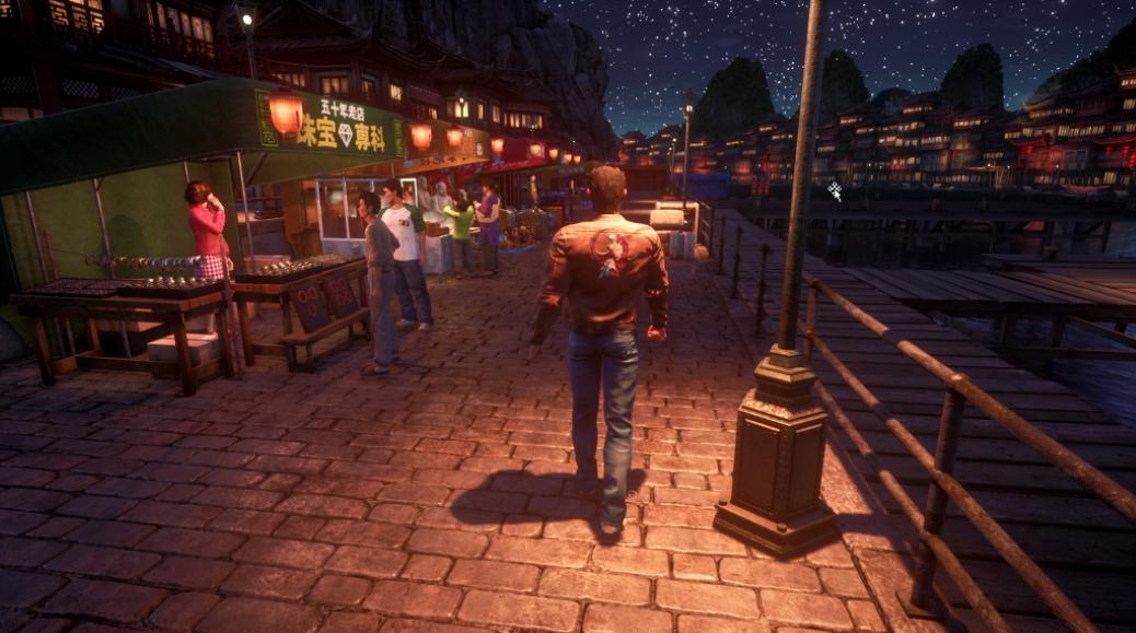 Yu Suzuki mostra nuove immagini di Shenmue 3 alla conferenza RebootDevelop