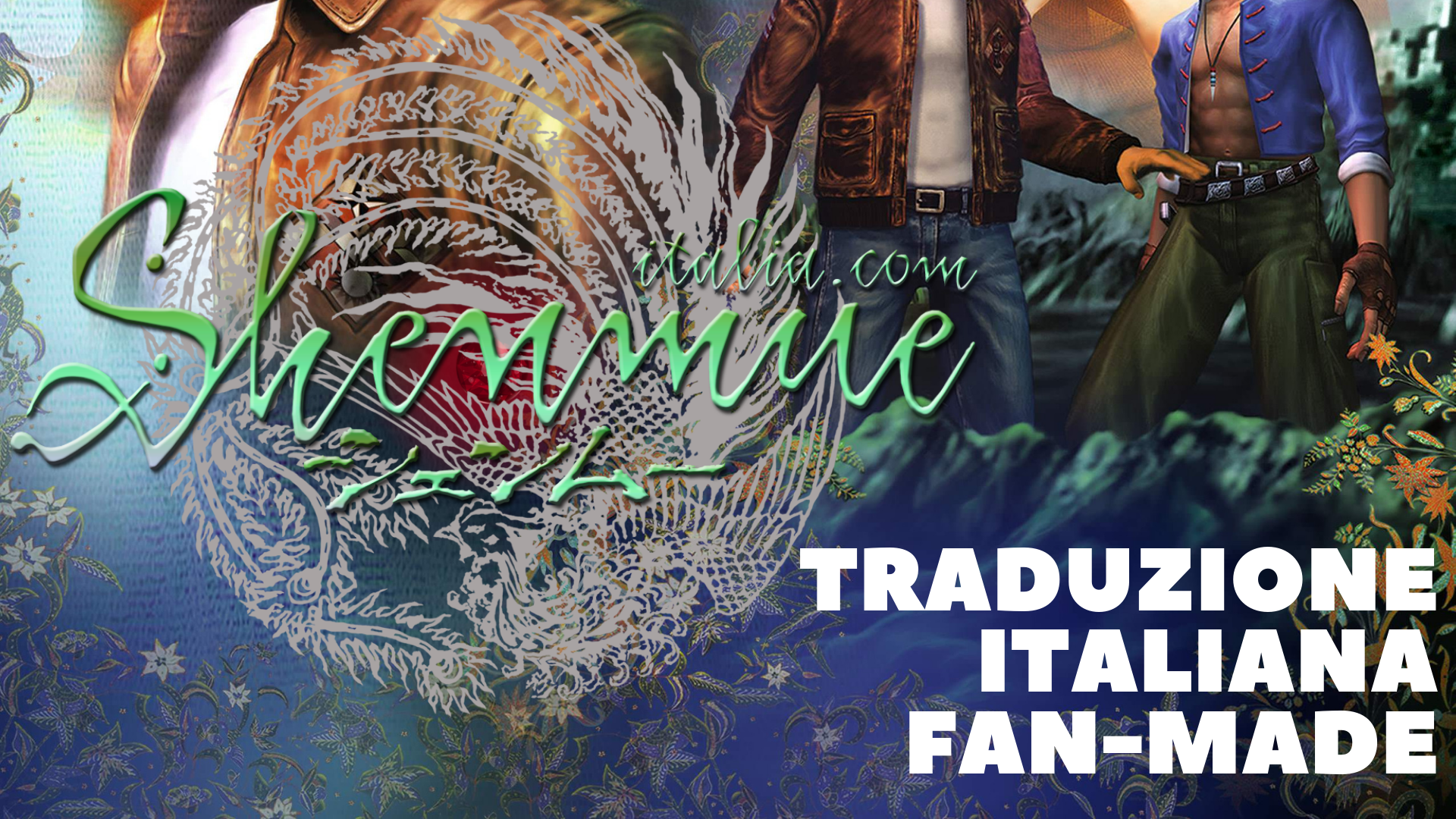La traduzione italiana di Shenmue 1 è adesso disponibile per PC!