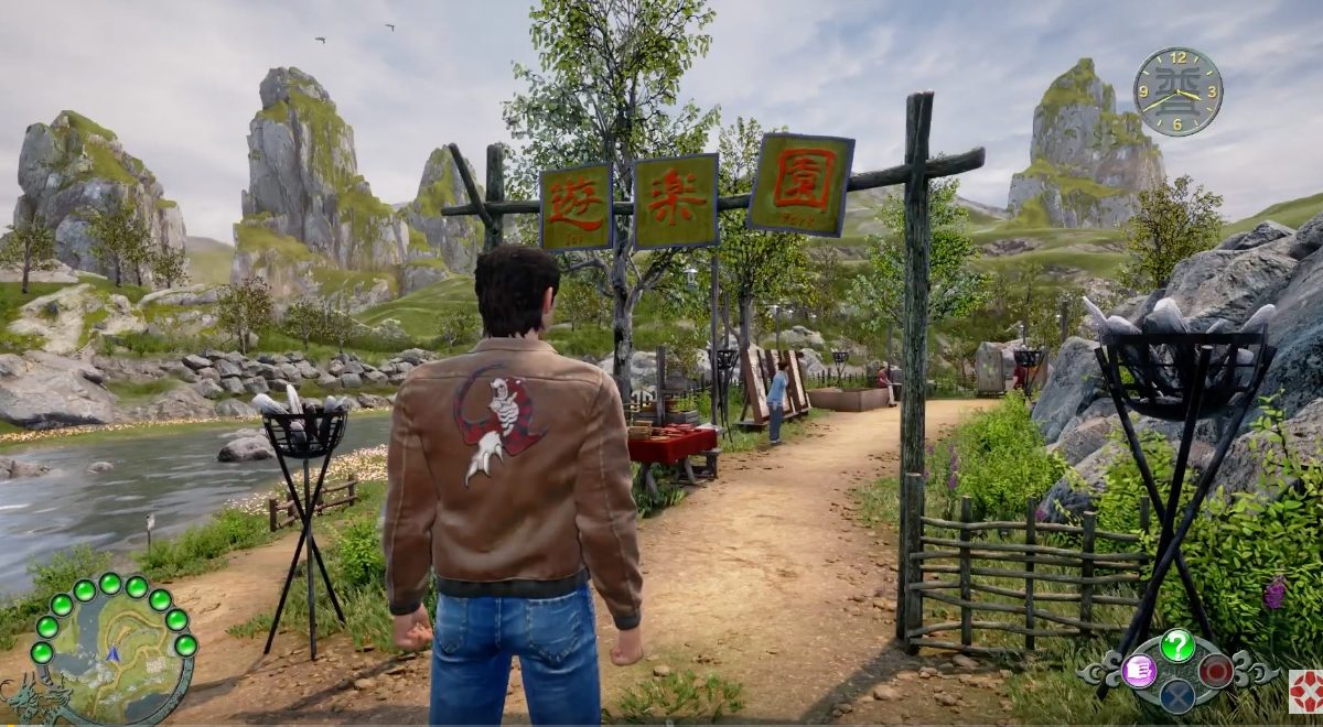 VIDEO GAMEPLAY DI 13 MINUTI PER SHENMUE 3!