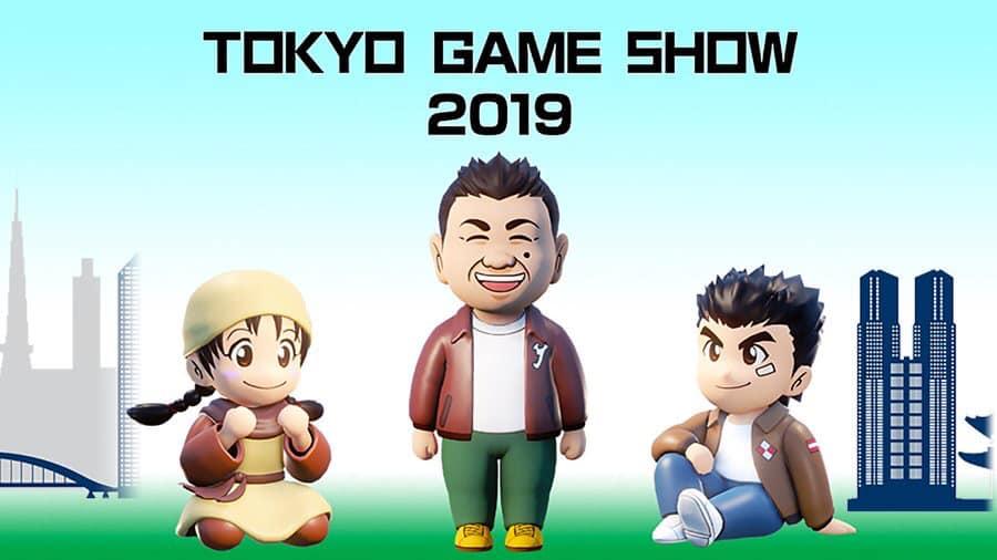 Shenmue 3 al Tokyo Game Show con nuovo merchandising