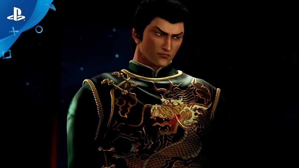 Shenmue 3 – Trailer di lancio disponibile su Youtube