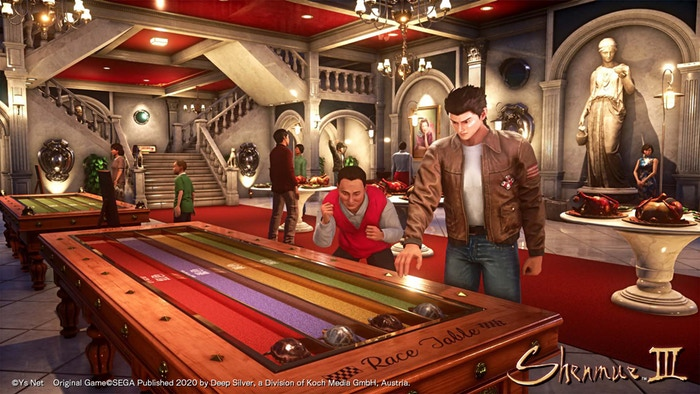 Big Merry Cruise: il terzo DLC di Shenmue 3 é ora disponibile per il download