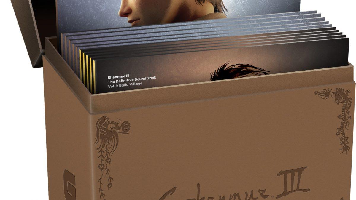 Shenmue III Original Soundtrack sarà presto disponibile in CD, Digital & Vinile